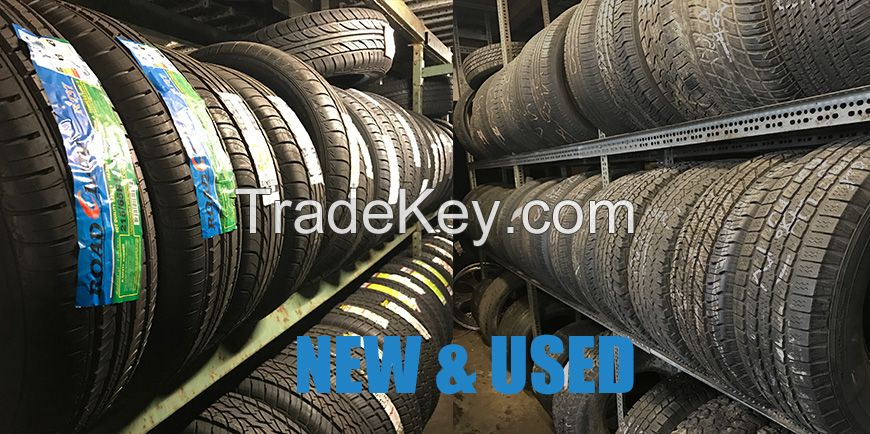 Used and Brand new tires