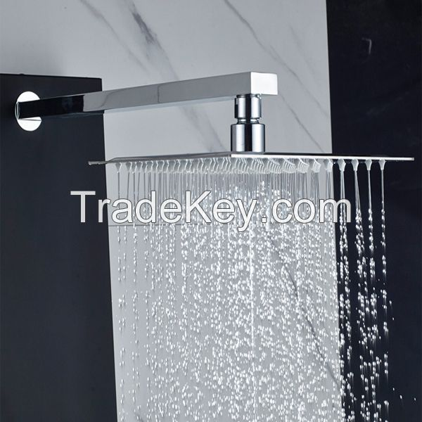 Wholesale Bathroom 304 Stainless Steel Shower Panel with 1 Year Warranty