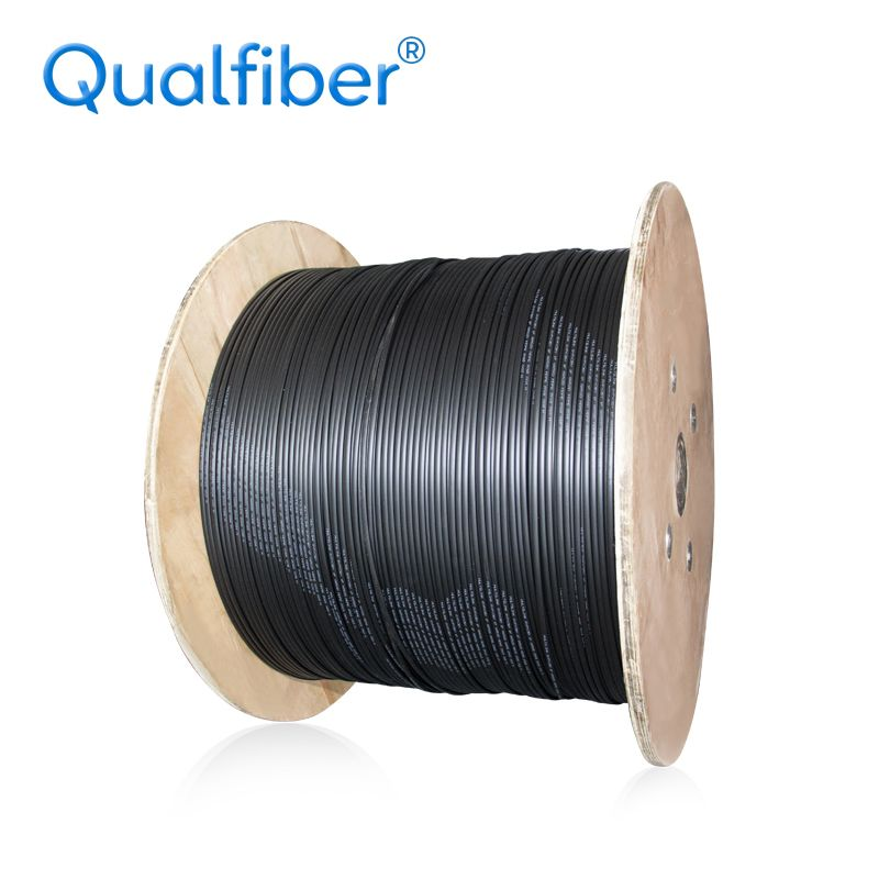 4 core sub-unit Spiral Steel tube Fiber optic cable