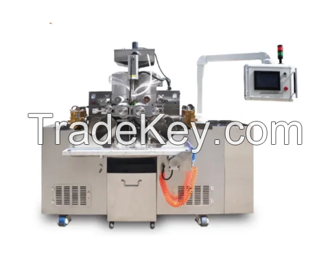 Automatic Soft- Gel Production Machine