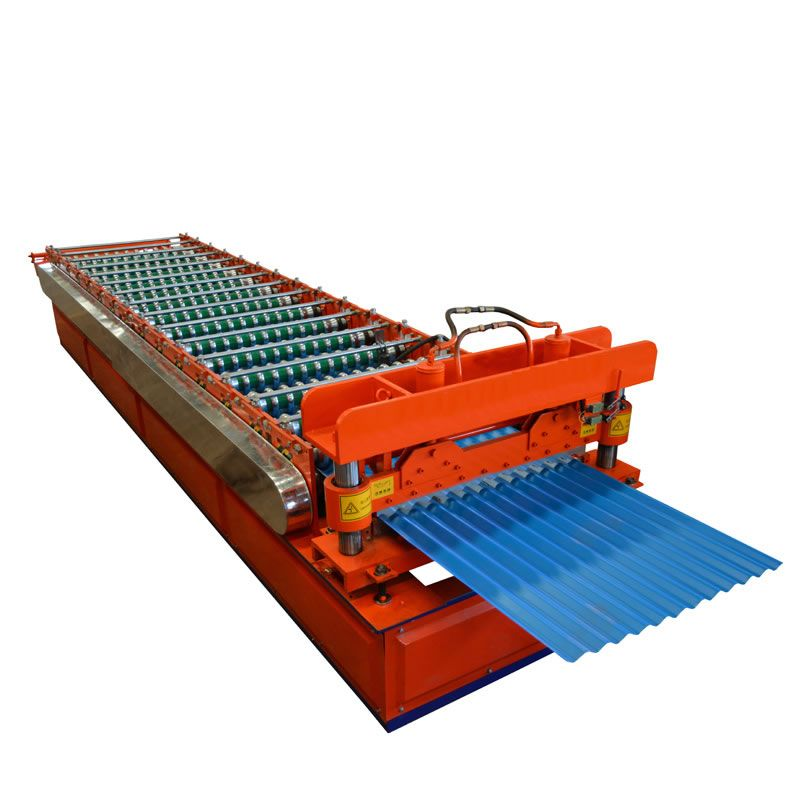 Roof Panel Roll Forming Machine manufacture IBR sheeting