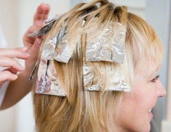 hairdressing foil