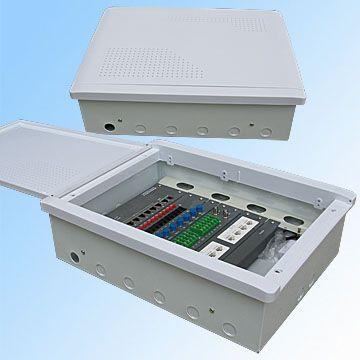 SPX2-20-14A Family Optical fiber information box