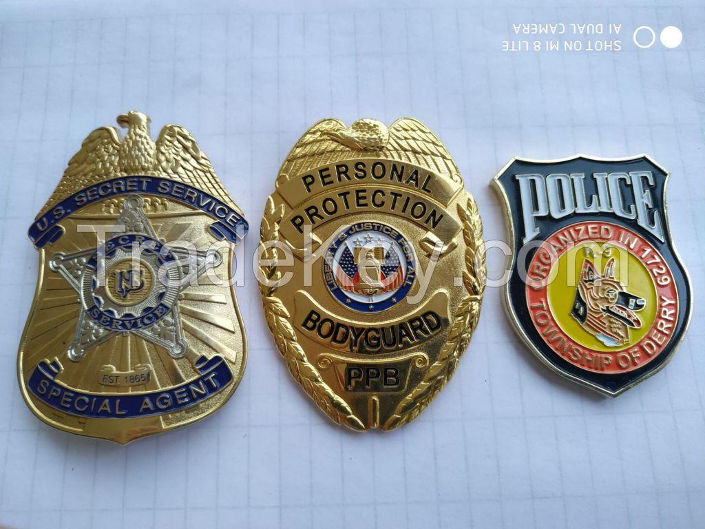 Customizable badges
