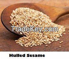Hulled Roasted Sesame Seed