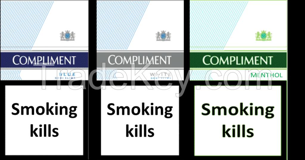 COMPLIMENT Cigarettes