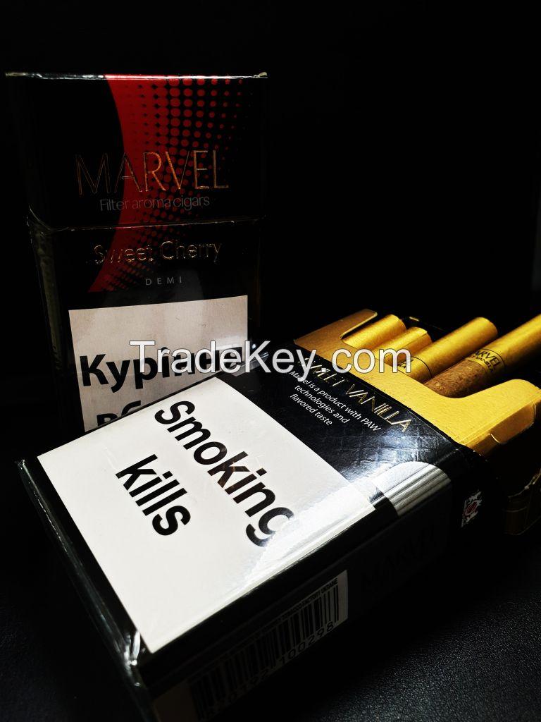 Marvel Little Cigars