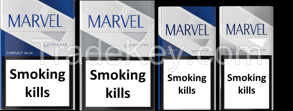 Marvel Cigarettes
