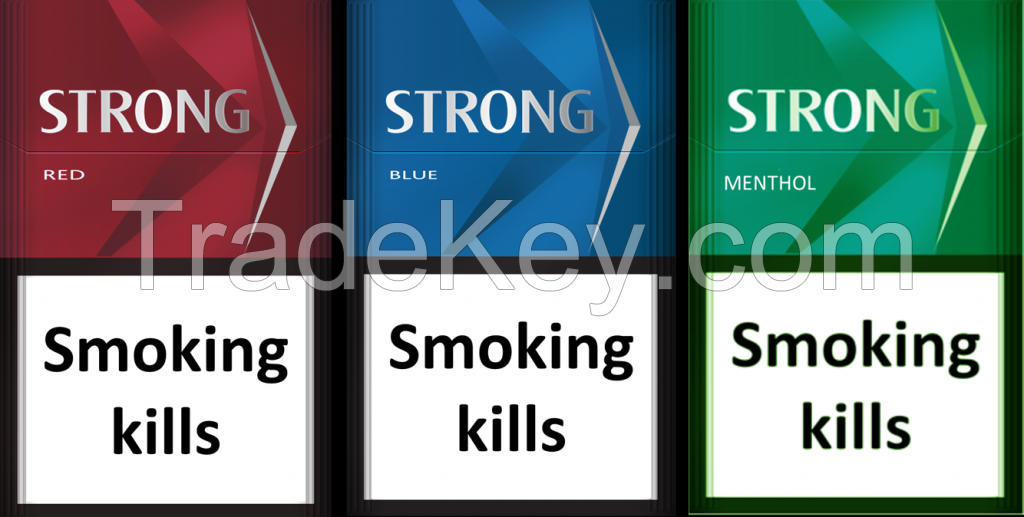 Strong Cigarettes