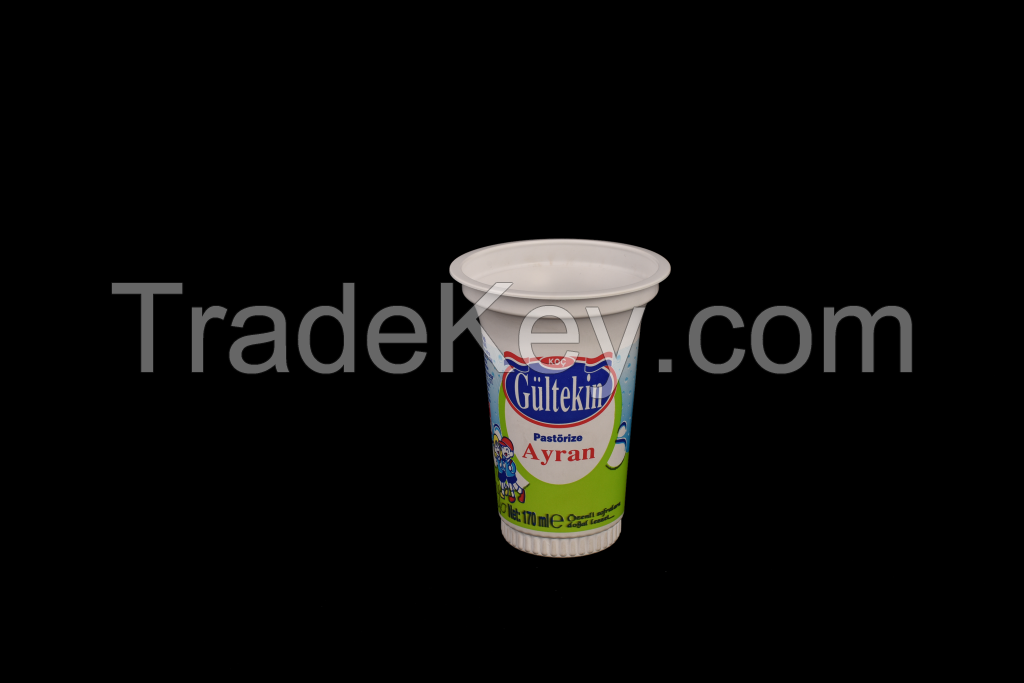 Plastic PP Thermoform Cups