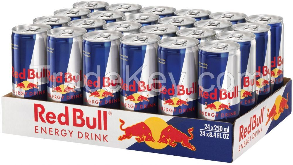 Red Bull 250ml Energy Drink (made in Austria all text available)