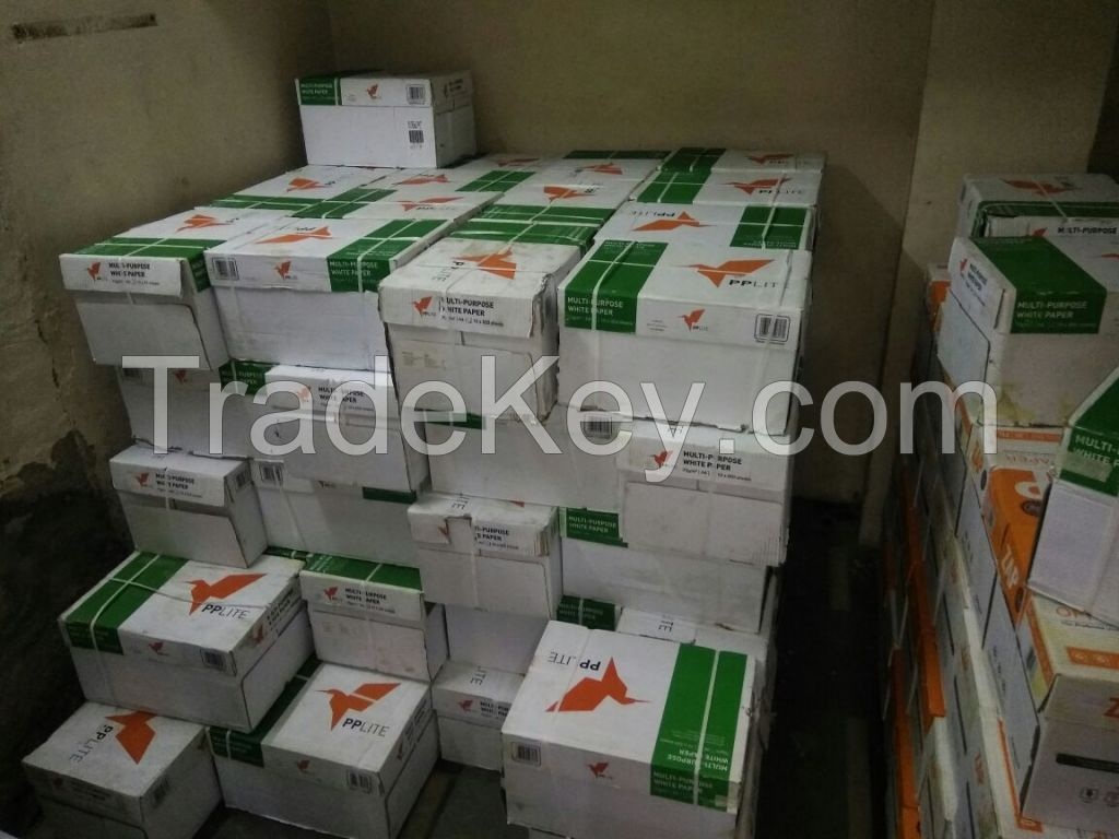 80gsm A4 size office paper white copier paper