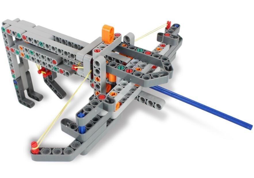 Original factory plastic blocks DIY stem education robot JOINMAX