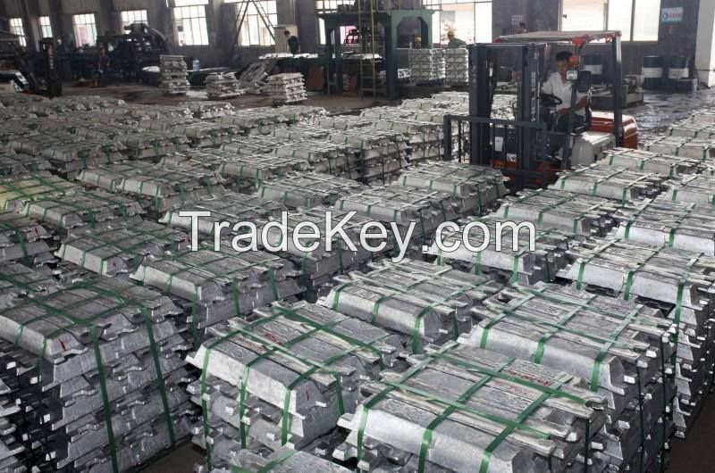 Primary Aluminum ingot A7 (99.7% min)