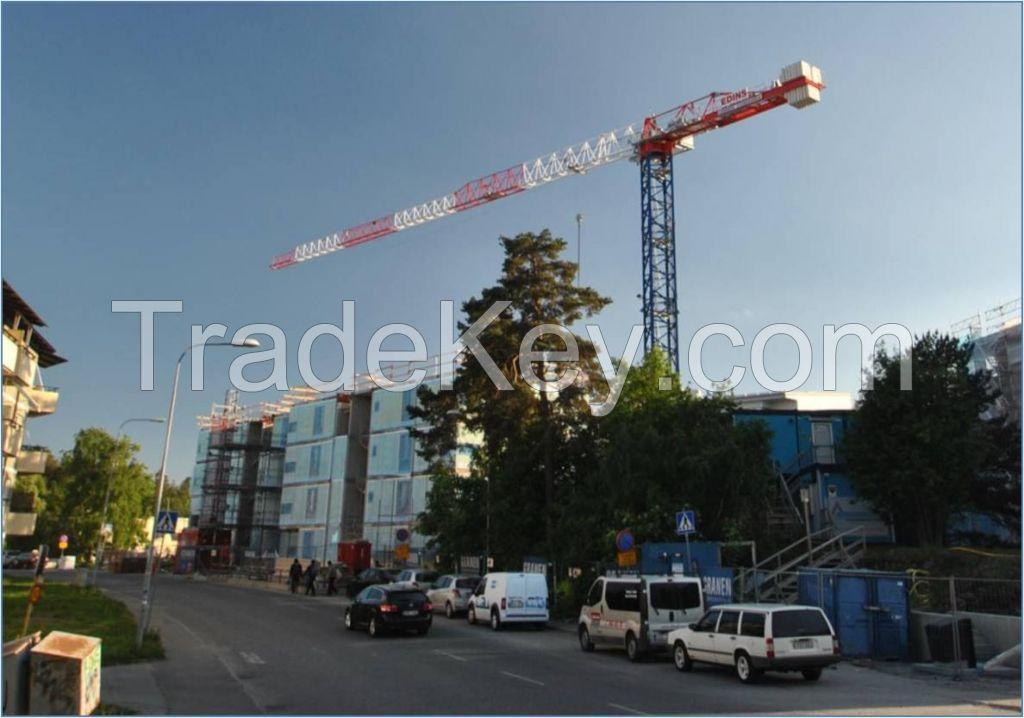 Comansa tower crane 16CM260-12t