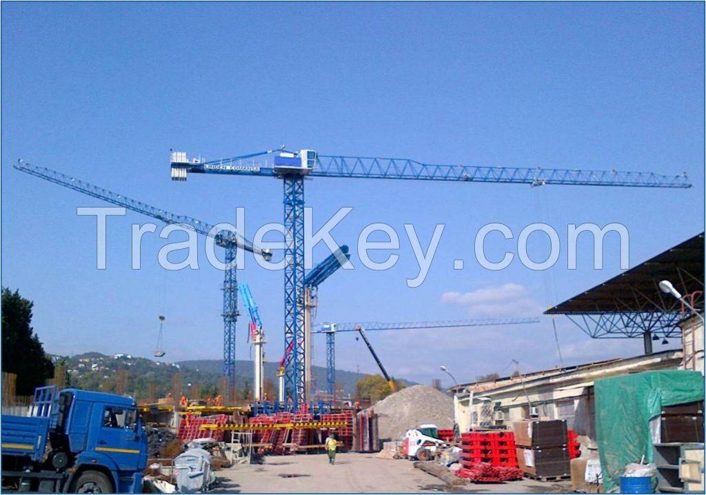 Flat Top Tower Crane 11CM132-6t