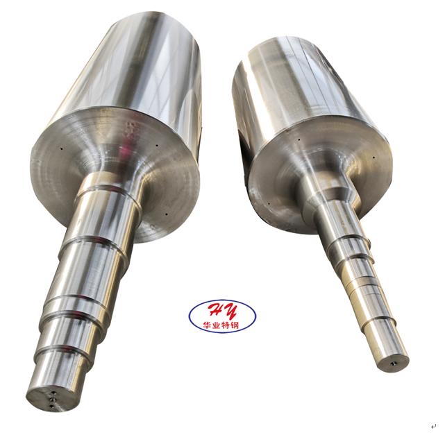 Heat resistant wear resistant furnace roller