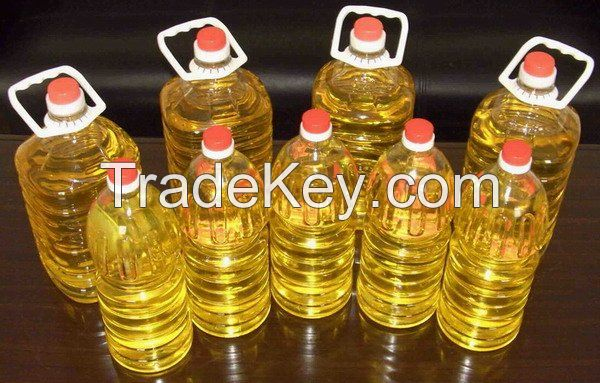 Refined sunflower oil with Vitamin E
