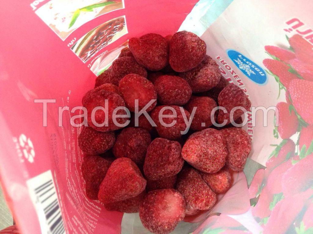 Frozen Strawberry whole