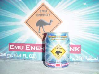 Selling Emu Energy Drinks