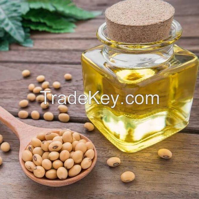 Refined Soy Bean Oil / 100% Refined Soybean Oil For Sale