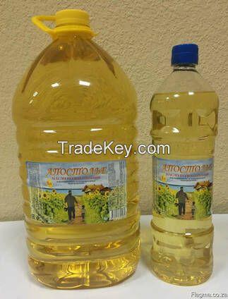 100% Refined Sunflower Oil Ready in Stock