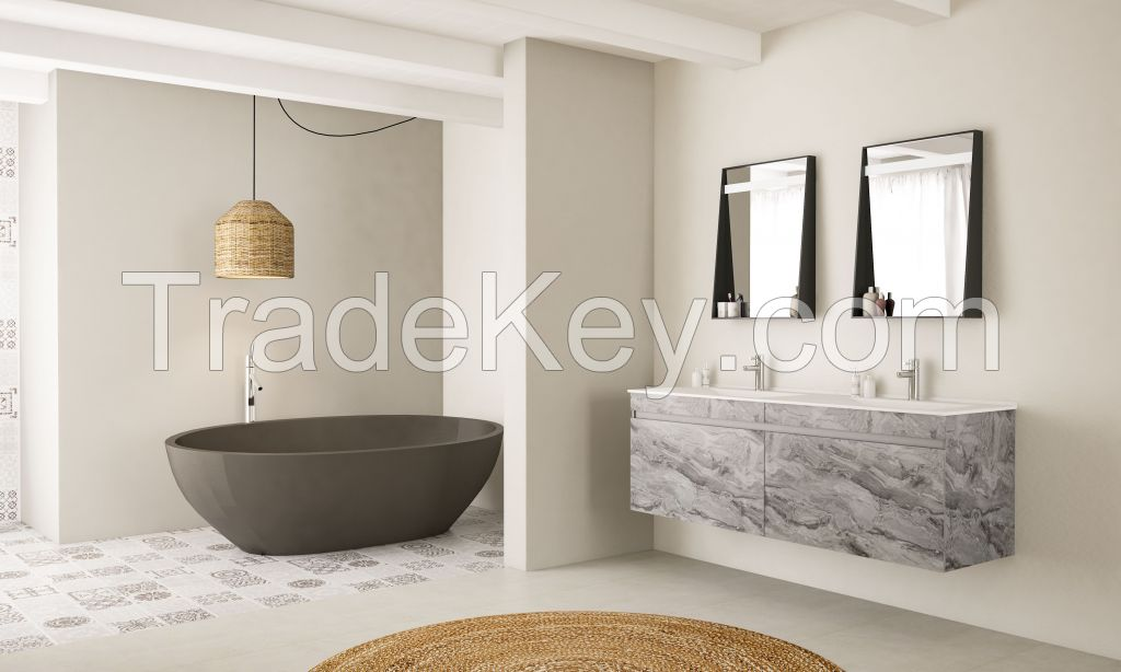 Bathroom furnitures cabinets