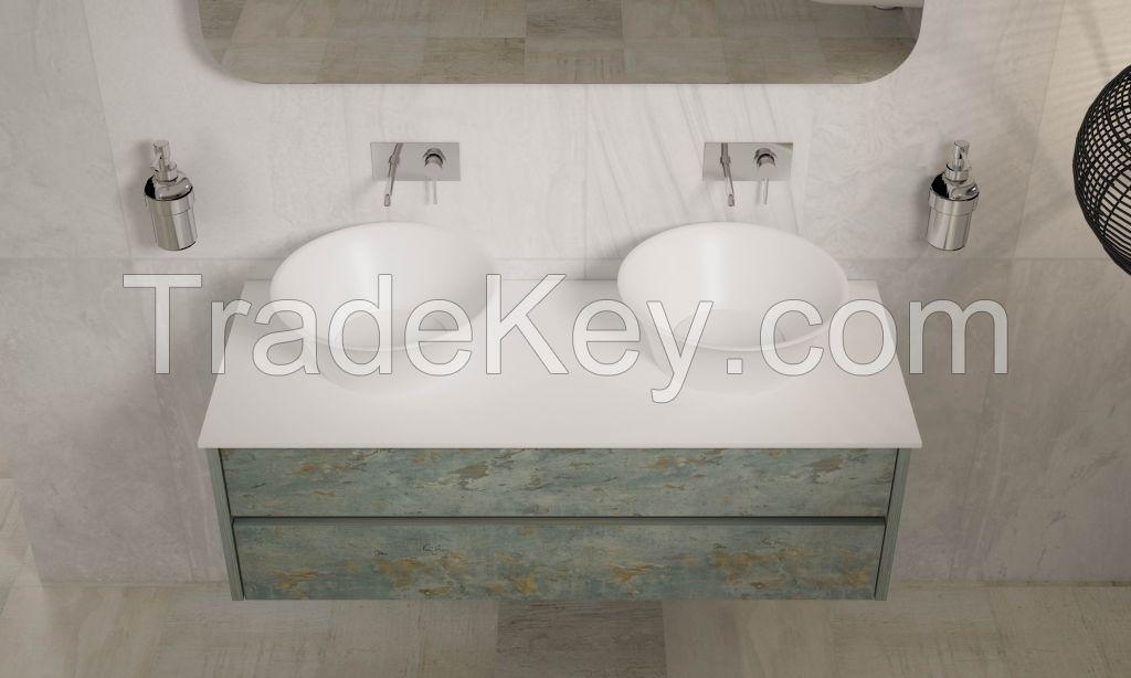 Bathroom washbasin