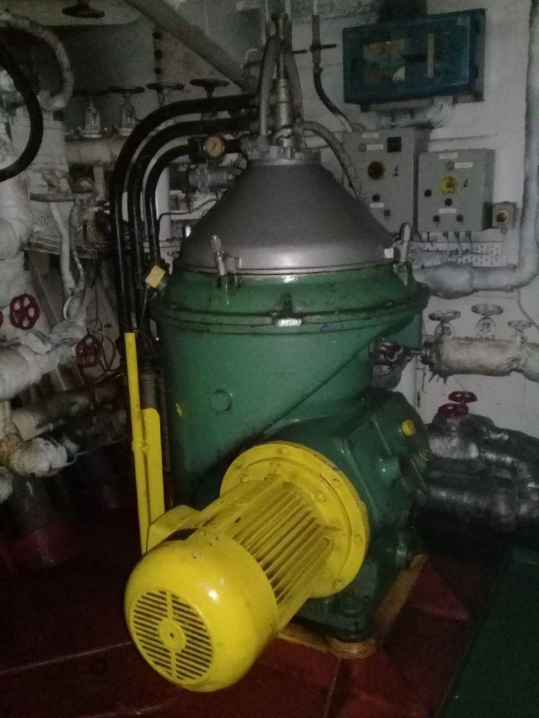 ALFA LAVAL OIL Purifier- 5 Pcs