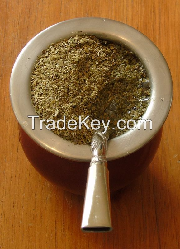 yerba mate for infusion