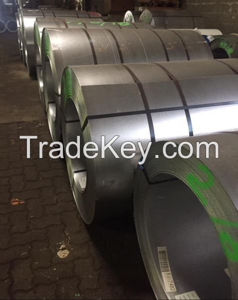galvanized and prepainted coils and sheets