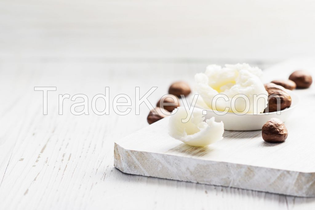 Grade A Unrefined Shea Butter