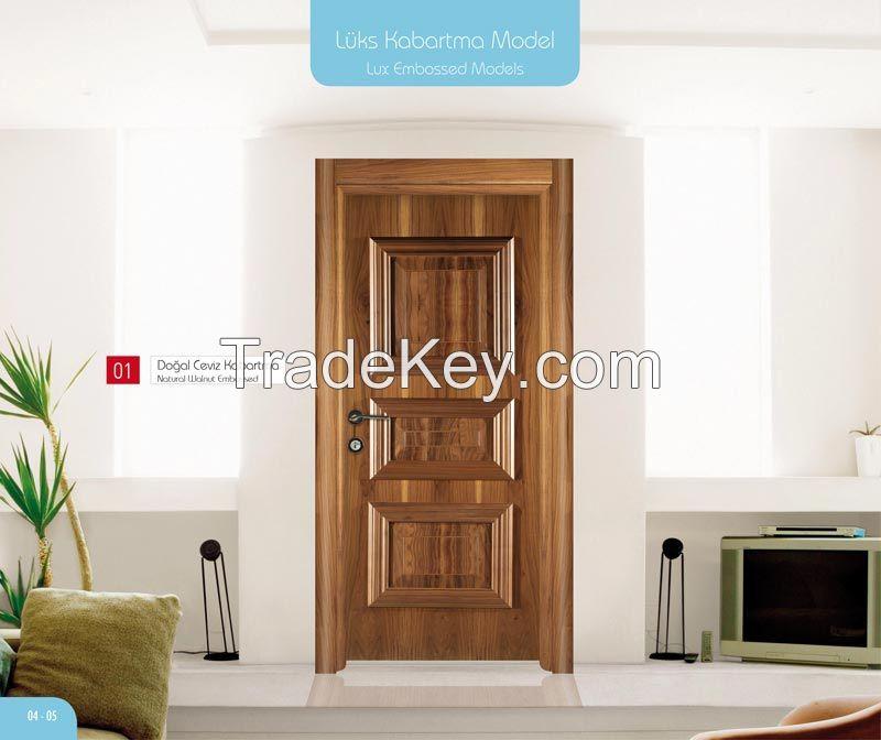 Interior doors and Steel doors