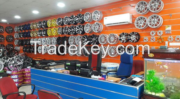 Cheap Used Cars Spare Parts and tyres