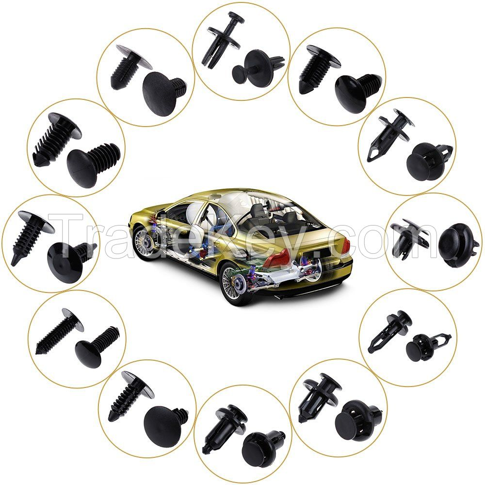 Car Clips/ Screws/ Fastners