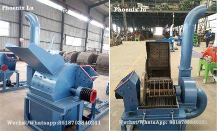 Factory Hot sale DJM series wood sawdust making machine wood crusher