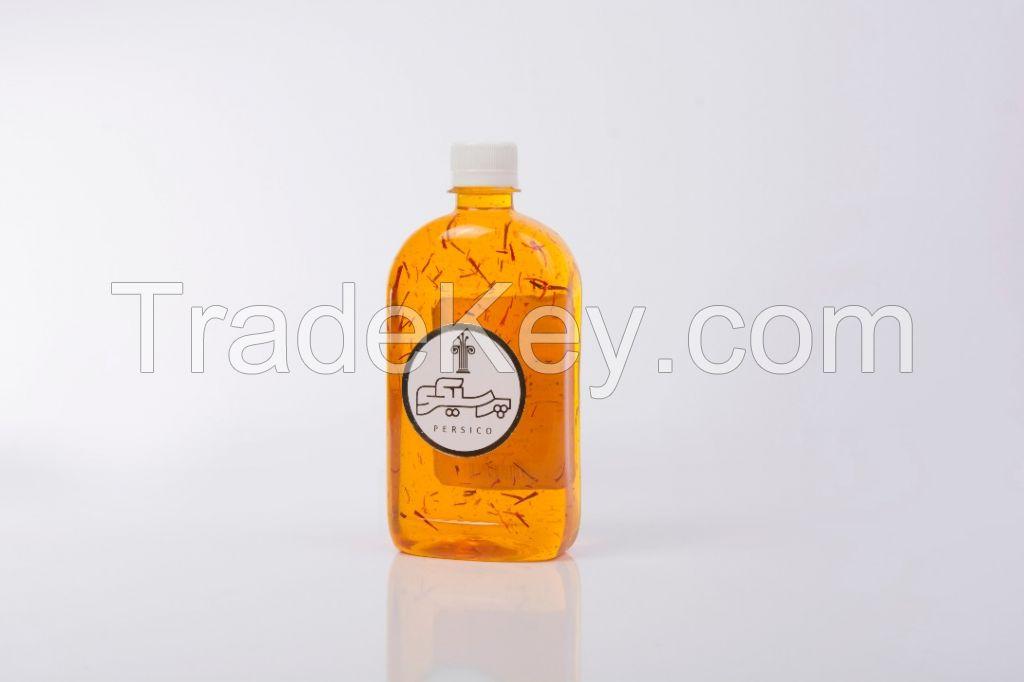 saffron-dried fruits-saffron syrup