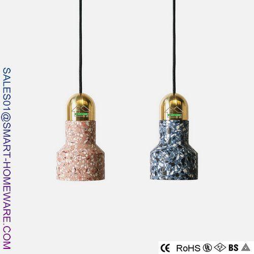 TERRAZZO PENDANT LAMP
