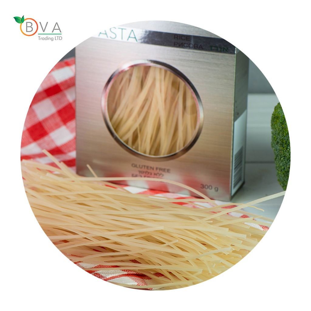 Gluten Free Products Fluor and Pasta