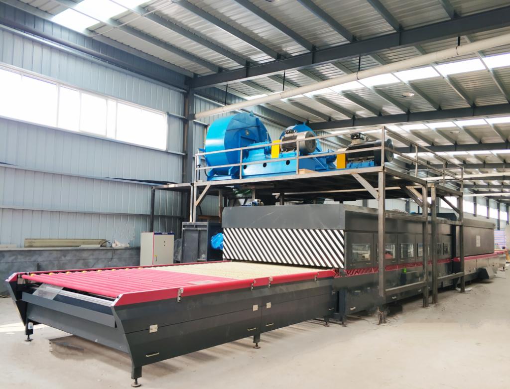 2019 Gangxin Automatic Flat Tempered Toughened Glass Machine