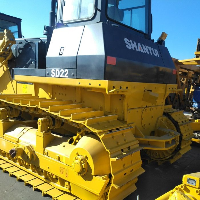 Famous brand shantui 24t 220HP bulldozer SD22 for sale