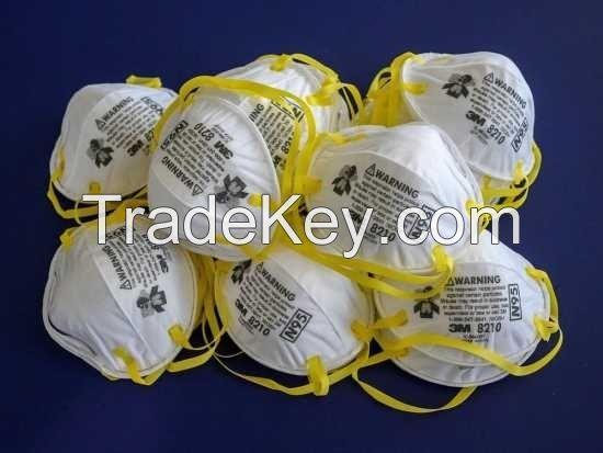disposable Respirator 8210 KN95 Face Mask