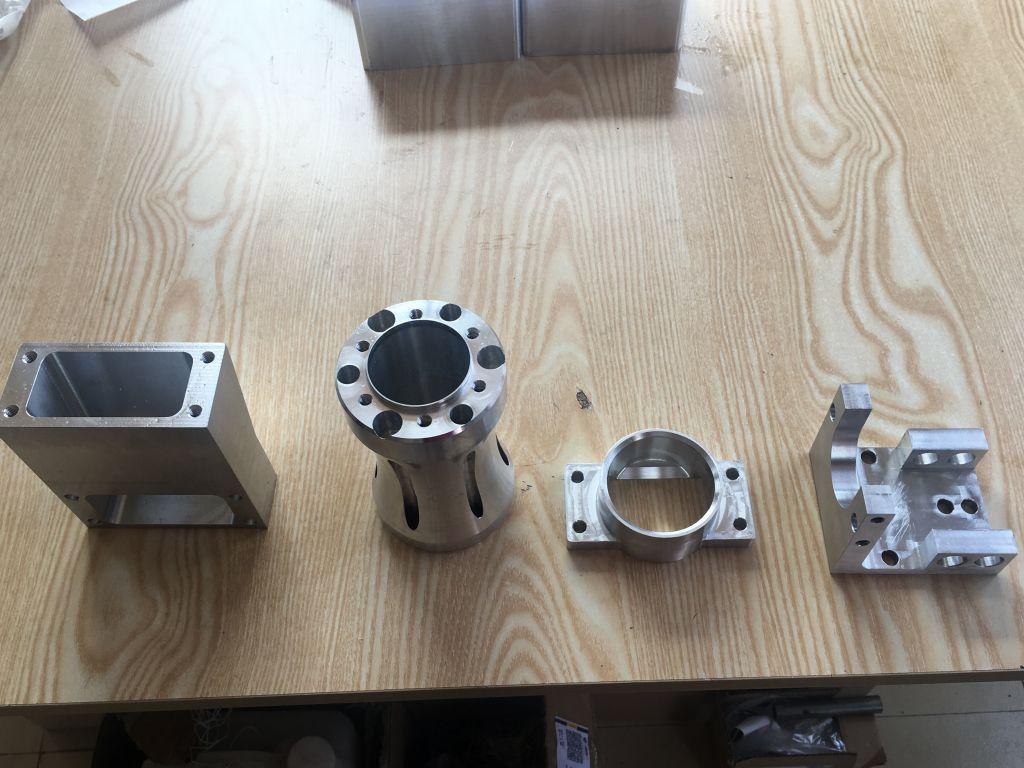 machining parts/Aluminium/Aluminum Precision CNC Machine Parts