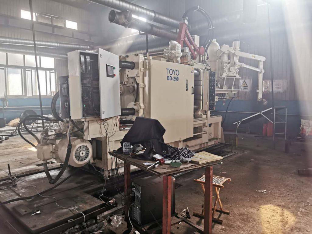 Custom Die Casting Service Aluminum Alloy /Kirsite/Zinc Die Casting Parts