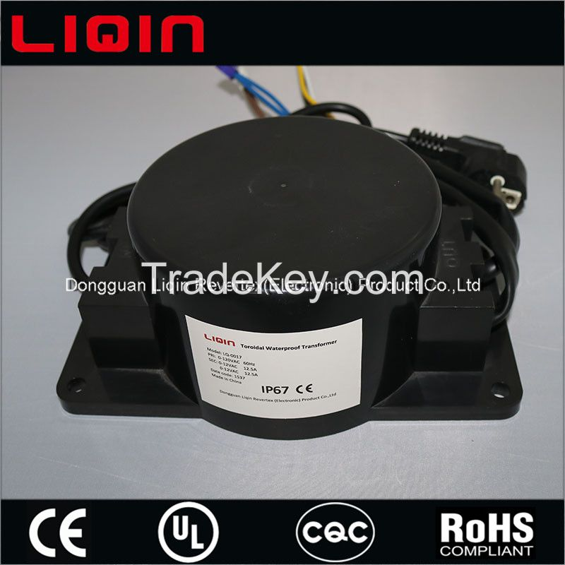 ip 67 outdoor use Direct Burial transformer