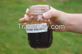 Crude Glycerin