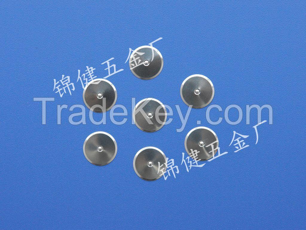 Circle series metal dome, snap Domes , tactile Domes