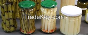 Best Quality Canned Asparagus in Brine