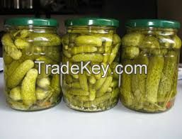 Best Quality Canned Gherkins,Canned cucumber