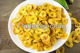 Fresh Green African plantain /Plantain for plantain chip